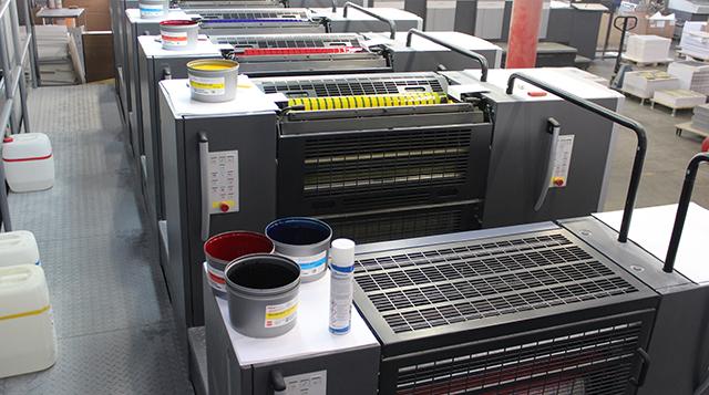 Печать в типографии Юнион Принт