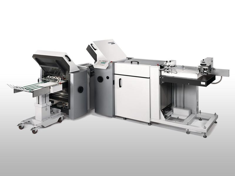 Фальцевальное оборудование Stahlfolder и Eurofold